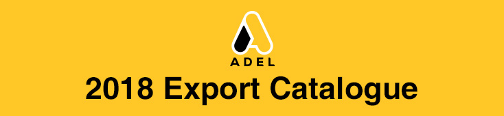 2018 Export Catalogue